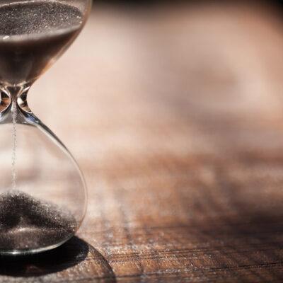 El tiempo se va